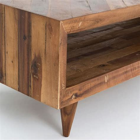 West Elm Reclaimed Wood Table by Reclaimed Wood Coffee Table West Elm