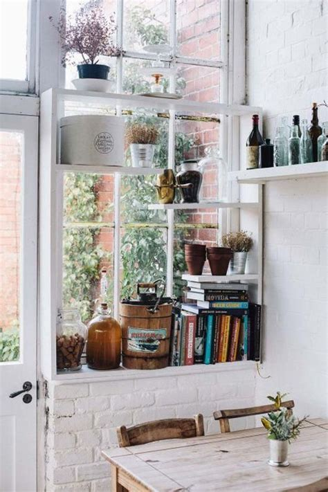 The Window Shelf breakfast nook home bits and bobs nooks