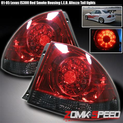 Is300 Led Lights by Lexus Is300 Smoked Led Altezza Lights From Zomk Speed