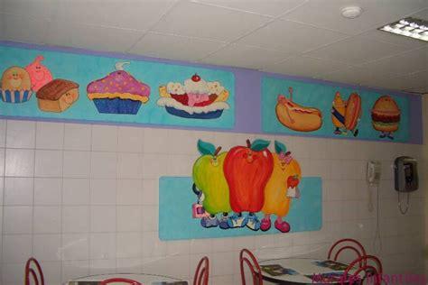 cli  murales  decorar comedor infantil murales