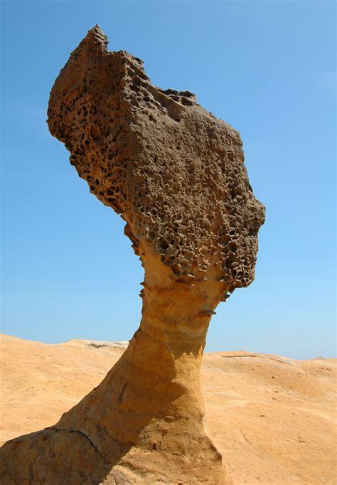Nisa Gj yehliu geopark taiwan geology page