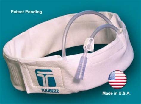 tuubezz feeding tube belt :: protects, secures enteral