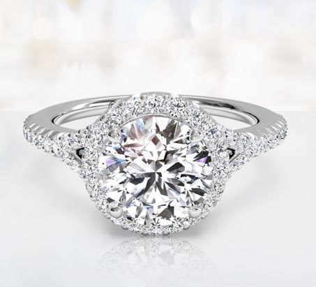 unique engagement rings ritani