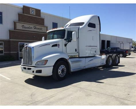 2009 kenworth truck 2009 kenworth t660 sleeper truck for sale kansas city
