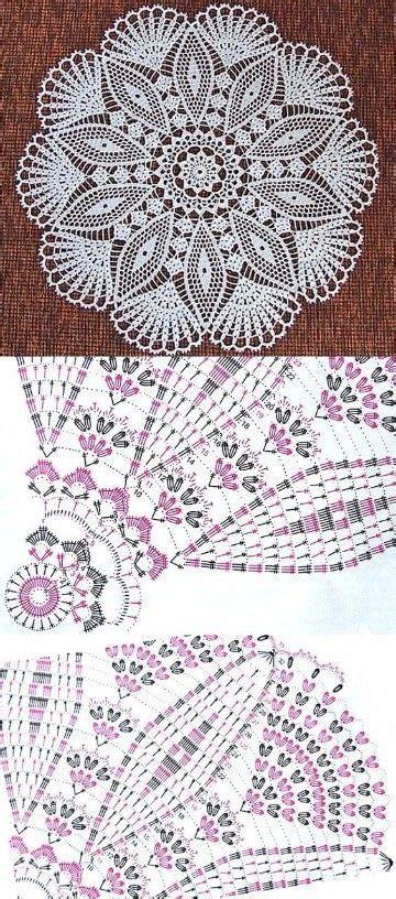 carpetas tejidas a ganchillo crochet pinterest carpetas tejidas al crochet faciles huevos pinterest