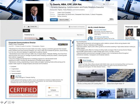 Mba Profiles Linkedin by 10 Exles Of Highly Impactful Linkedin Profiles