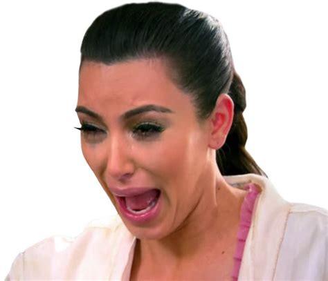 Kim Kardashian Crying Meme - kim kardashian crying stickers pinterest kardashian