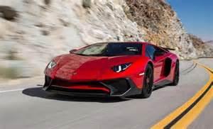 Lamborghini Aventador Driving 2016 Lamborghini Aventador Lp750 4 Superveloce Test