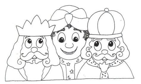 imagenes de reyes magos animados para colorear dibujos reyes magos para colorear