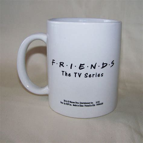 Coffee N Friends central perk mugs choose your size friends coffee 11 20