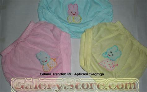 1 Lusin Celana Pendek Bayi Kaos Pe 189 lusin celana pendek pe aplikasi segitiga perlengkapan