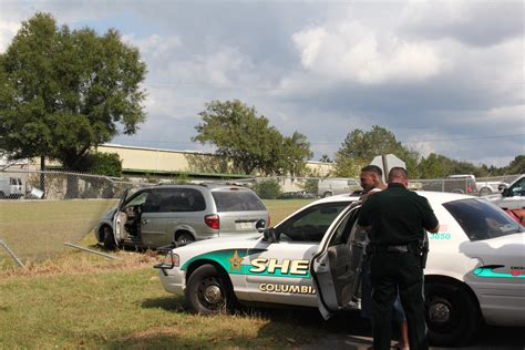 Fdle Active Warrant Search Vehicle And Foot Pursuit Ends With Lake City In Custody Columbia County Fl