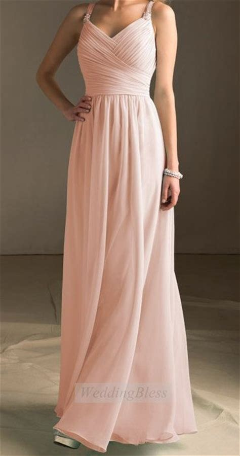 light pink color dresses light blush bridesmaid dress pearl pink long evening dress