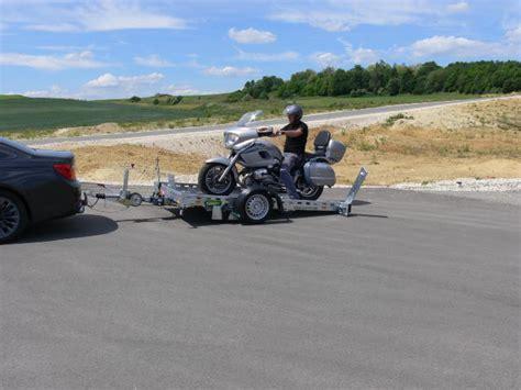Motorrad Transporter Moto 1 by Moto Transporter Absenkbar As Motorradtransportanh 228 Nger