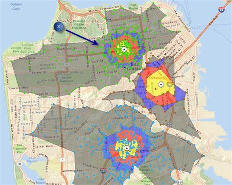 spider diagram arcgis location allocation help arcgis desktop