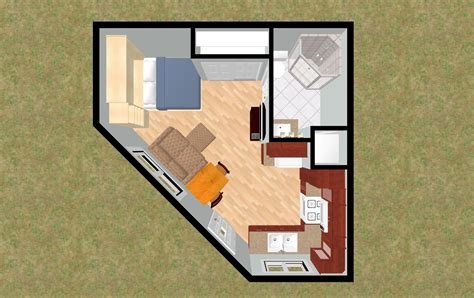 small house plans under 500 square feet 3 beautiful homes under 500 square feet tiny house movement grows bigger zillow