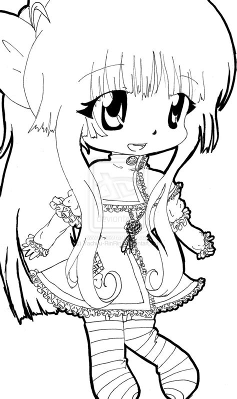 cute chibi coloring pages free coloring pages for kids 7 free coloring pages of cute chibi wolf