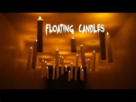 harry potter floating candles diy diy floating candles inspired by hogwarts great