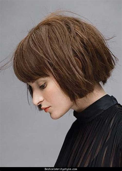 short blunt haircuts cute hair on pinterest bob hairstyles short ombre and