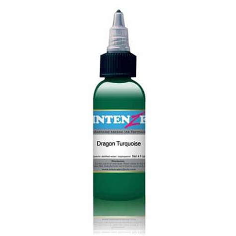 tattoo ink sale intenze tattoo ink dragon turquoise for sale