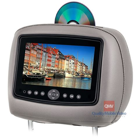 Tv Lcd Gmc cs9000 dvd headrest for 2015 2016 gmc denali