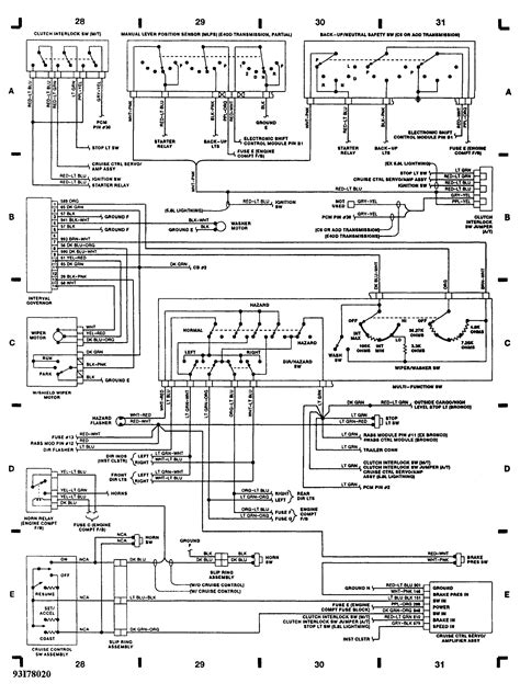 2013 Dodge Dart Fuse Box Diagram — UNTPIKAPPS