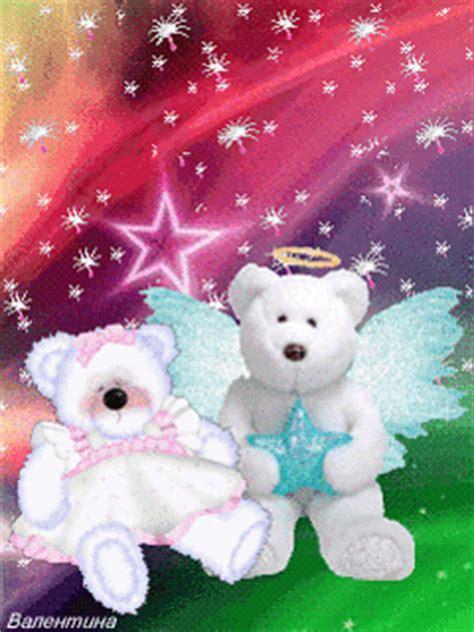 cute teady bears animated wallpaper
