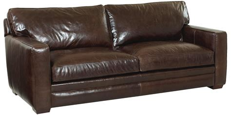 leather sleep sofa large leather sleep sofa with track arm club furniture