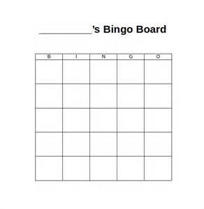 bingo template pdf blank bingo template 15 free psd word pdf vector eps