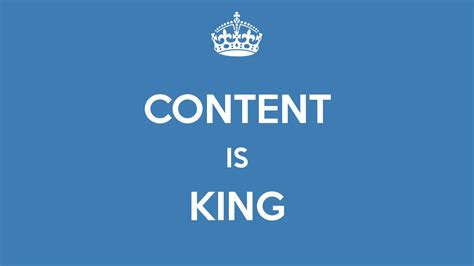 Mba Content by Into Consultancy Through The Mba Quot Content Is King Quot