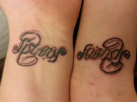 sisters friends tattoo creative best friend tattoos for true friends ohh my my
