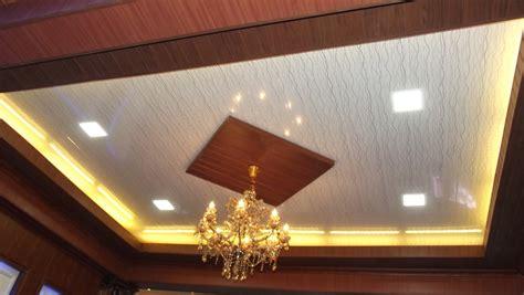 rumah lebih mewah  plafon pvc minimalis  shunda