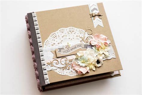 Wedding Album Scrapbook by Relationship Or Wedding Scrapbook Mini Album Hd