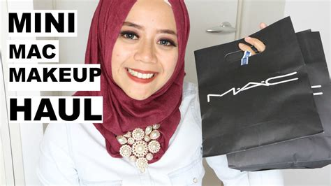 Mac Makeup Indonesia my mini mac makeup haul indonesia mymetime
