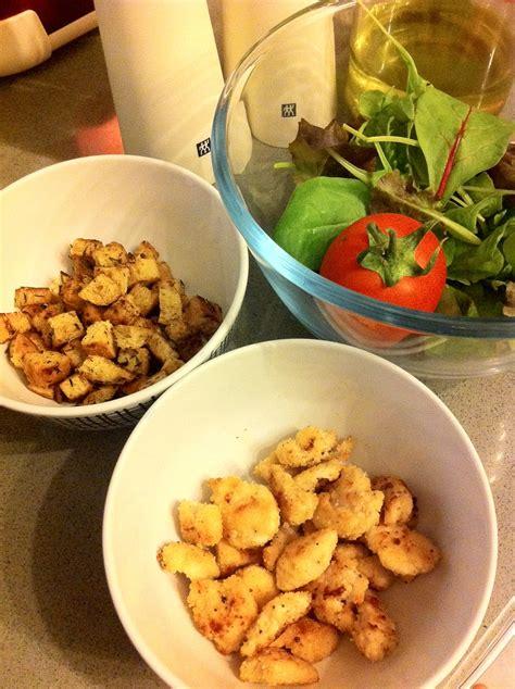 come posso cucinare il pollo a pranzo un insalata e via la cucina della