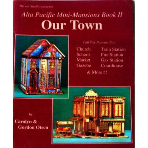 glass town books book our town mini mansions
