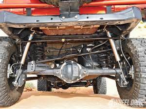 Jeep Wrangler Rear End 1012 4wd 11 2009 Jeep Wrangler Jk X 44 Rear Axle