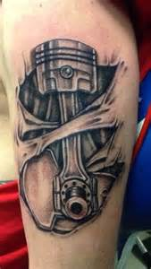 Racing tattoos skull tattoos gear tattoo dolphins tattoo ford tattoo