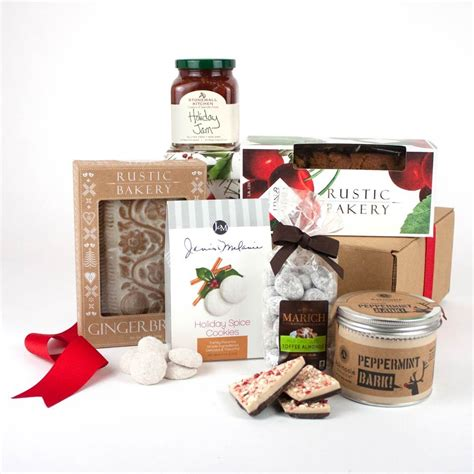 sweet treats   holidays gift box  savory pantry