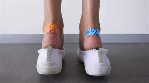 new shoes blues easy ways to keep your blister free