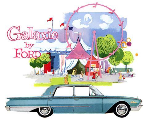 e plans com plan59 classic car art 1960 ford galaxie