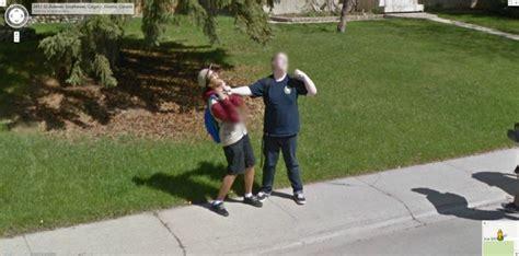 imagenes google street view curiosas im 225 genes curiosas de google street view taringa