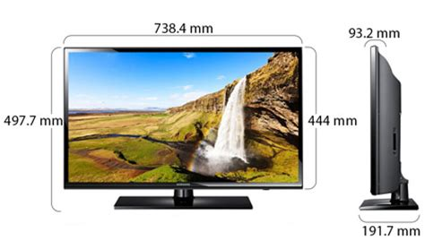 Samsung Led Tv 32 Inch Ua32eh4003 Samsung 32 Inch Hd Ready Led Tv Ua32eh4003 Price Review And Buy In Dubai Abu Dhabi And Rest