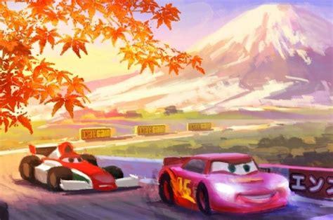 film balap mobil animasi film cars 2 bakal hadirkan kisah petualangan spionase