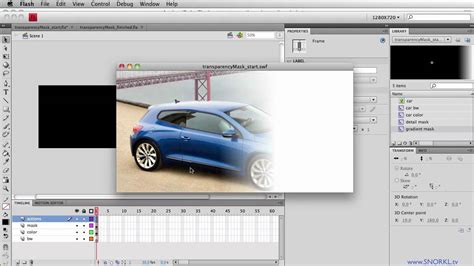 flash tutorial youtube video flash soft edge feathered transparency alpha mask tutorial
