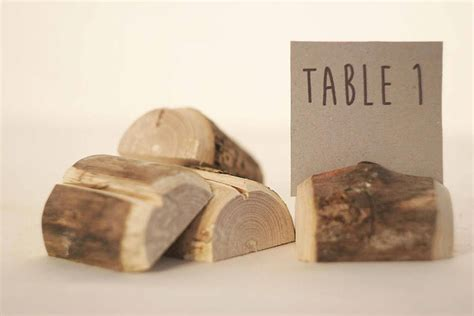 wooden table number holders table number holders 23 inspiring ideas wedding