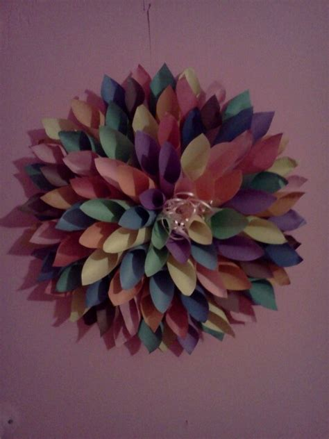 Construction Paper Flowers - 1000 images about construction paper crafts on
