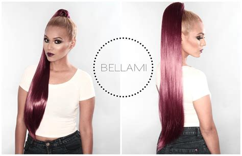free bellami hair bellami hair on twitter quot free clip or wrap pony up to a
