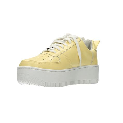 windsor smith windsor smith racerr yellow aversa shoes s r l