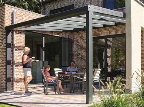 terrasse 4x4 pergola aluminium neolis profondeur 4 5m 3x4 5m direct